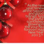 New Year Greeting Card Quotes Tumblr