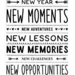 New Year New Memories Quotes Pinterest