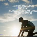 New Year Wish Quotes Inspirational Facebook