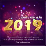 New Year Wishes 2019 Twitter