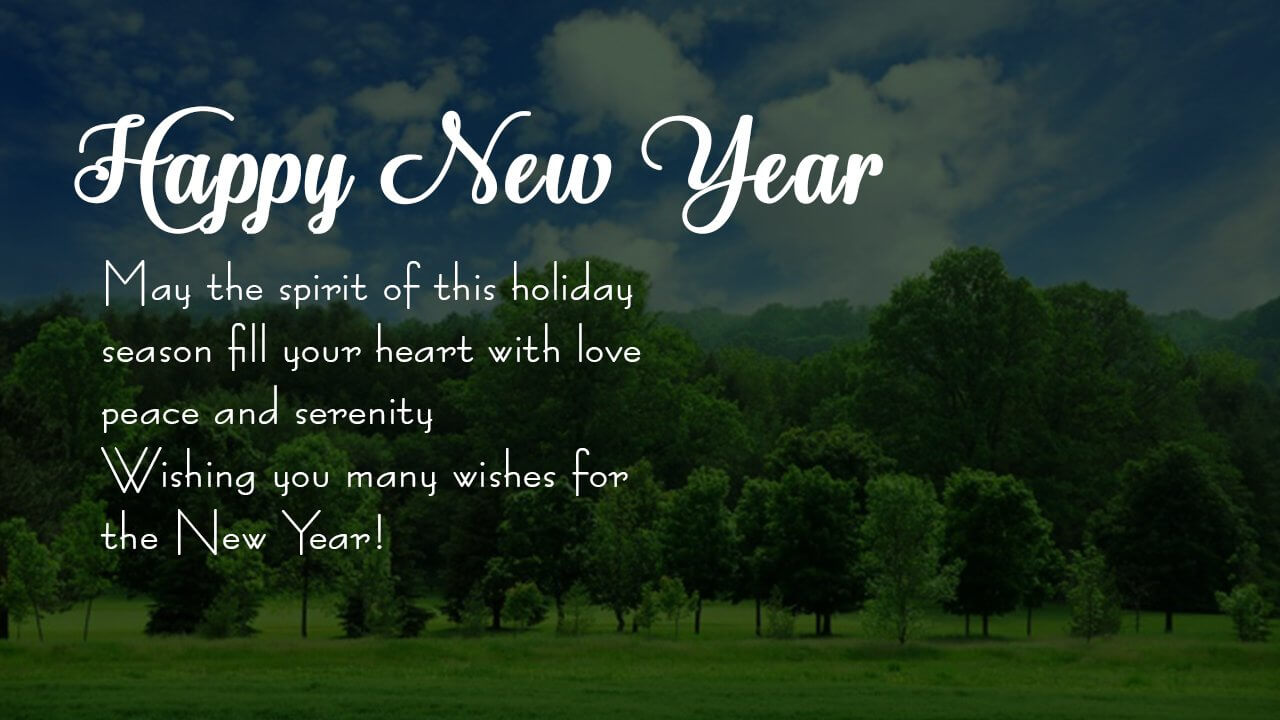 New Year Wishes Quotes In English Tumblr
