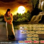 New Year Wishes To Husband Images Facebook