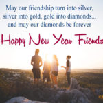 New Year With Best Friend Quotes Tumblr