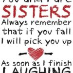 Nice Quotes For Sister Facebook