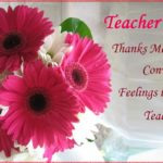Nice Thoughts For Teachers Day