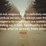 Not Religious Quotes Pinterest
