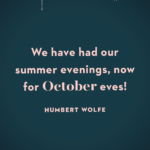 October Movie Quotes Facebook