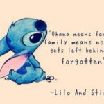 Ohana Means Family Stitch Quote Facebook