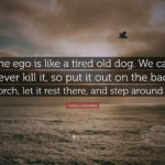 Old Dog Quotes Facebook