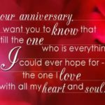 One Month Marriage Anniversary Quotes Tumblr