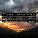 Organization Is Key To Success Quotes Tumblr