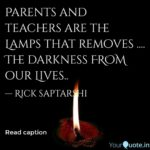 Parents And Teachers Quotes Tumblr