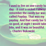 Payday Candy Bar Quotes Twitter