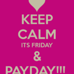 Payday Friday Quotes Twitter