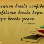 Peace Education Quotes Facebook