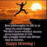 Philosophical Good Morning Quotes