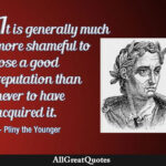 Pliny Quotes Pinterest