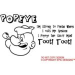 Popeye Sayings Tumblr