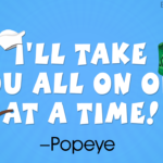 Popeye The Sailor Man Famous Sayings
