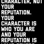 Positive Character Quotes
