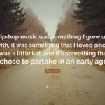 Positive Hip Hop Quotes