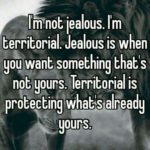 Positive Jealousy Quotes Tumblr