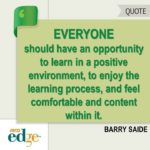 Positive Learning Environment Quotes Twitter