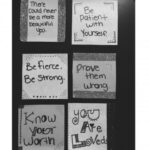 Positive Mirror Messages