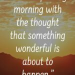 Positive Morning Quotes For Him Facebook