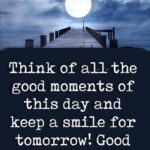 Positive Night Quotes Facebook