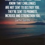 Positive Quotes About Life Challenges Twitter