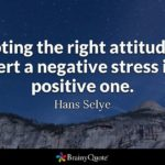 Positive Quotes For Work Stress Twitter