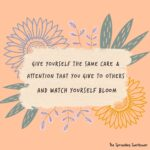Positive Self Care Quotes Twitter