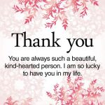 Positive Thank You Quotes