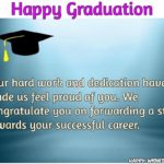 Proud Graduation Quotes Facebook