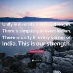 Proverbs On Unity In Diversity Pinterest