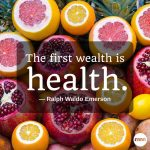 Quotation On Healthy Food Tumblr