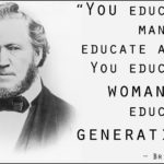 Quotation On Women Education Facebook