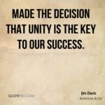 Quote About Unity And Success Tumblr
