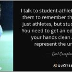 Quotes About Academics And Athletics Tumblr