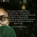 Quotes About Being Far Away From Family Pinterest