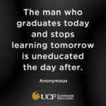 Quotes About Continuing Education Twitter