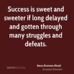 Quotes About Delayed Success Facebook