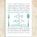 Quotes About Dishes Tumblr