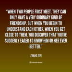 Quotes About First Meeting Someone Special Tumblr