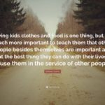 Quotes About Giving Food To Others