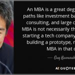 Quotes About Mba Degree Pinterest