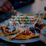Quotes About Meals With Friends Facebook