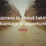 Quotes About Opportunity And Success Facebook