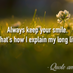 Quotes About Smile And Life Twitter